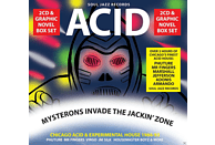 VARIOUS - Acid-Mysterons Invade The Jackin' Zone [CD]