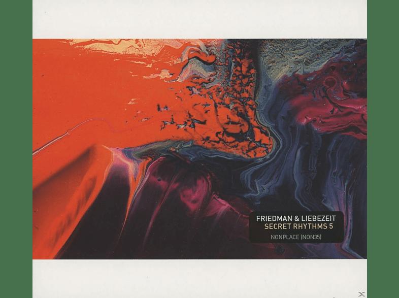 Friedman & Liebezeit - Secret Rhythms 5 [CD]