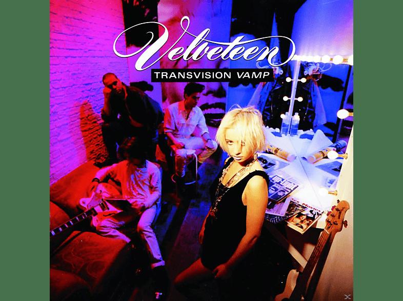 Transvision Vamp - Velveteen [CD]