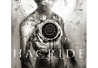 Hacride - Back To Where You.Ve Never Been  - (CD)