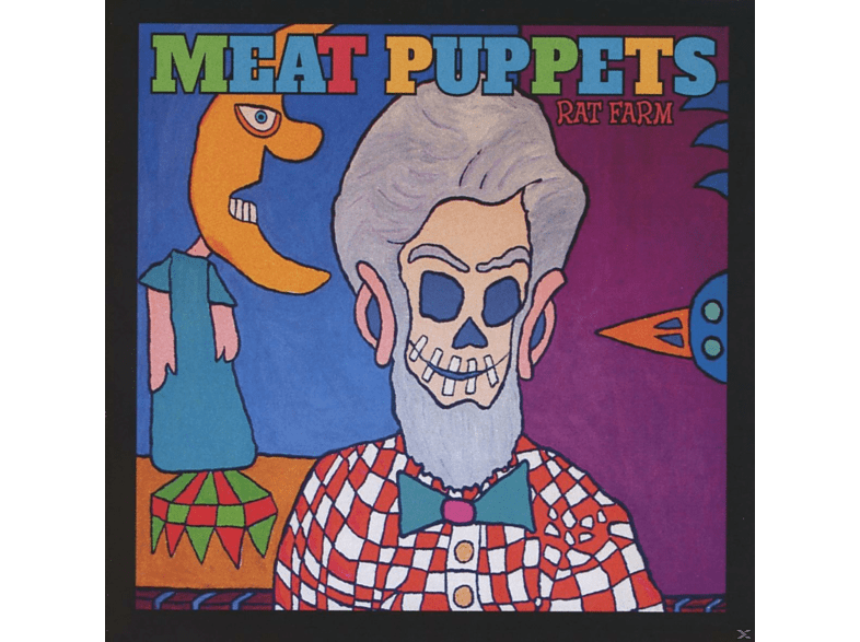 Meat Puppets - Rat Farm [CD]