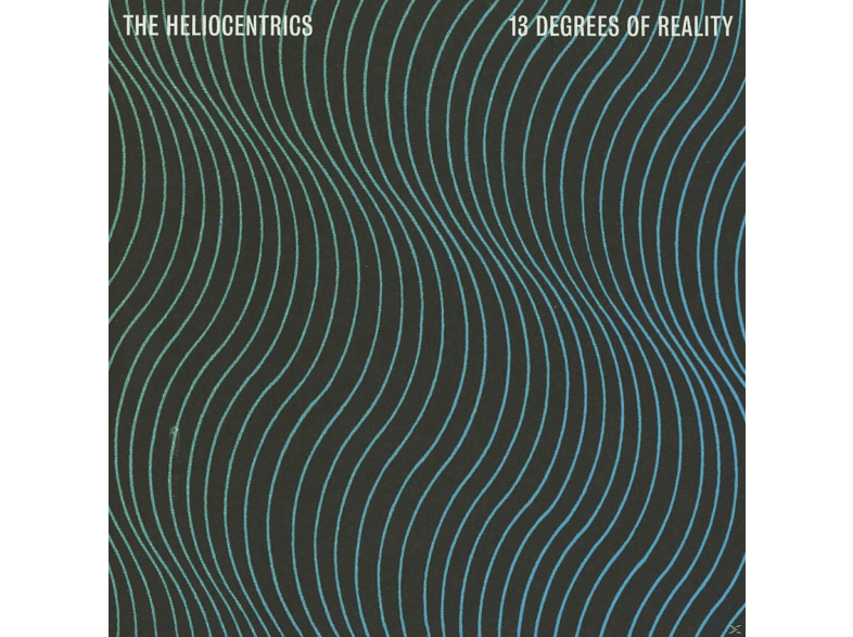The Heliocentrics - 13 Degrees Of Reality [CD]