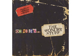 The Wonder Stuff - Oh No It's...The Wonder Stuff  - (CD)