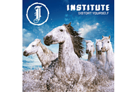 Institute - Distort Yourself [CD]