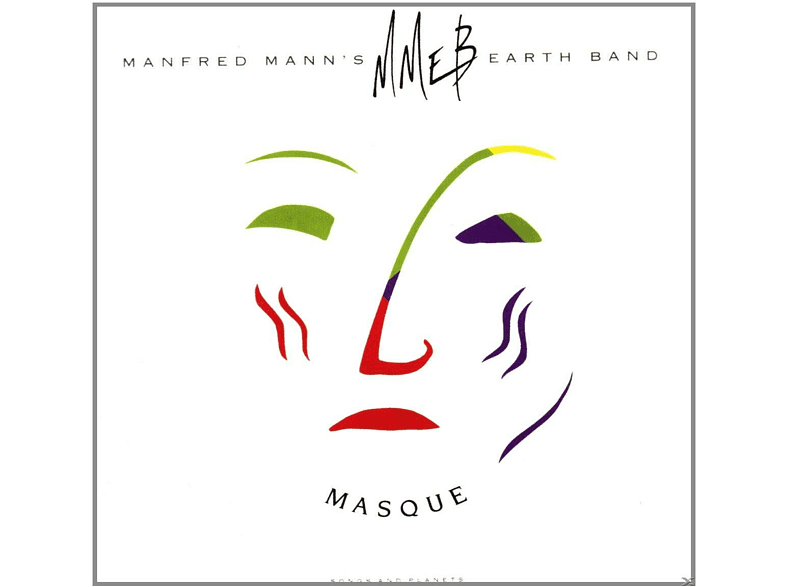 Manfred Mann's Earth Band - Masque [CD]