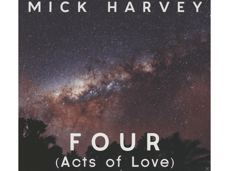 Mick Harvey - Four (Acts Of Love) [CD]