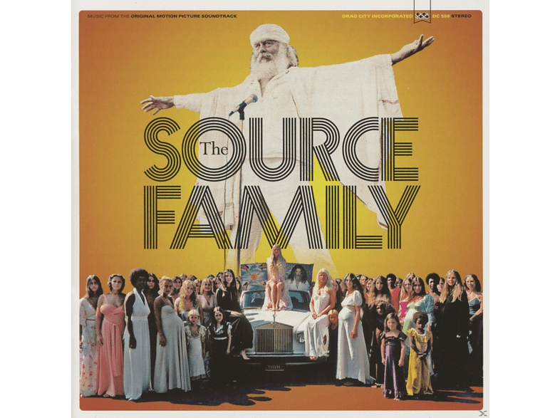 Father Yod And The Source Family - The Source Family (Ost) [CD]