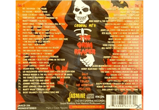 VARIOUS - Grooving With Grim Reaper  - (CD)