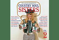 VARIOUS - Country Soul Sisters 2 (1956-1979) [CD]