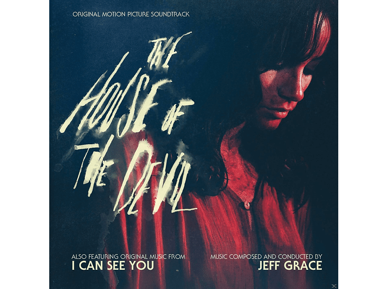 OST/VARIOUS - The House Of The Devil/I Can See You [CD]