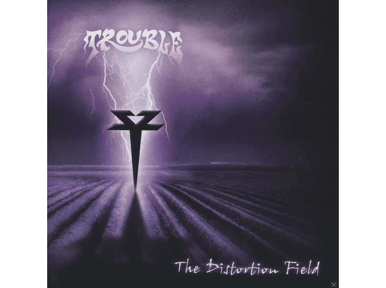 Trouble - The Distortion Field [CD]