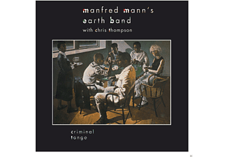 Manfred Mann's Earth Band - Criminal Tango  - (CD)
