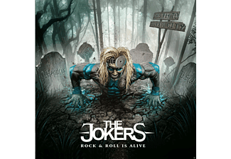 The Jokers - Rock & Roll Is Alive - (CD)