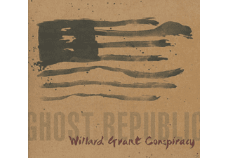 Willard Grant Conspiracy - Ghost Republic - (CD)
