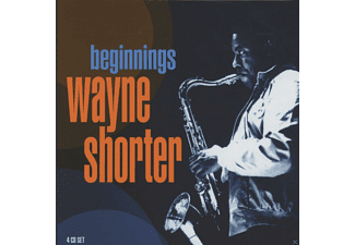 Wayne Shorter - Beginnings  - (CD)