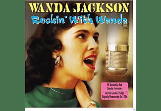 Wanda Jackson - Rockin' With Wanda  - (CD)