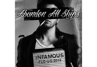 Abandon All Ships - Infamous - (CD)