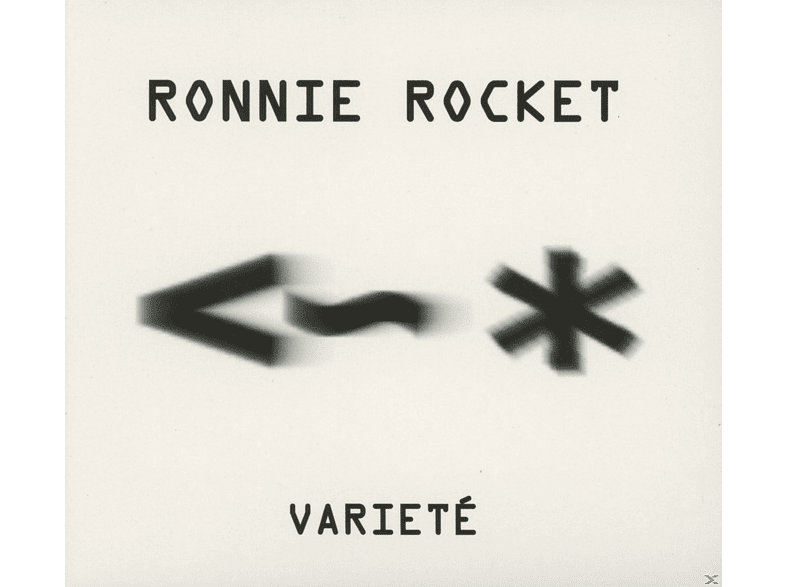 Ronnie Rocket - Variete [CD]