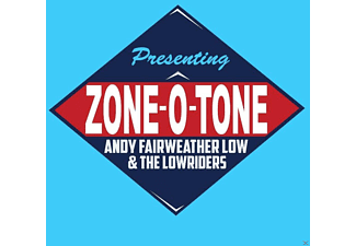 Lowriders, Andy Fairweather Low - Zone-O-Tone  - (CD)