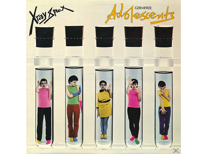 X-Ray Spex - Germ Free Adolescents (Deluxe Edition) [CD]