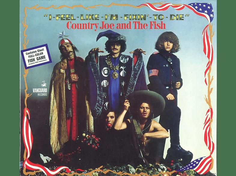 Country Joe & the Fish - I Feel Like I'm Fixin' To Die [CD]