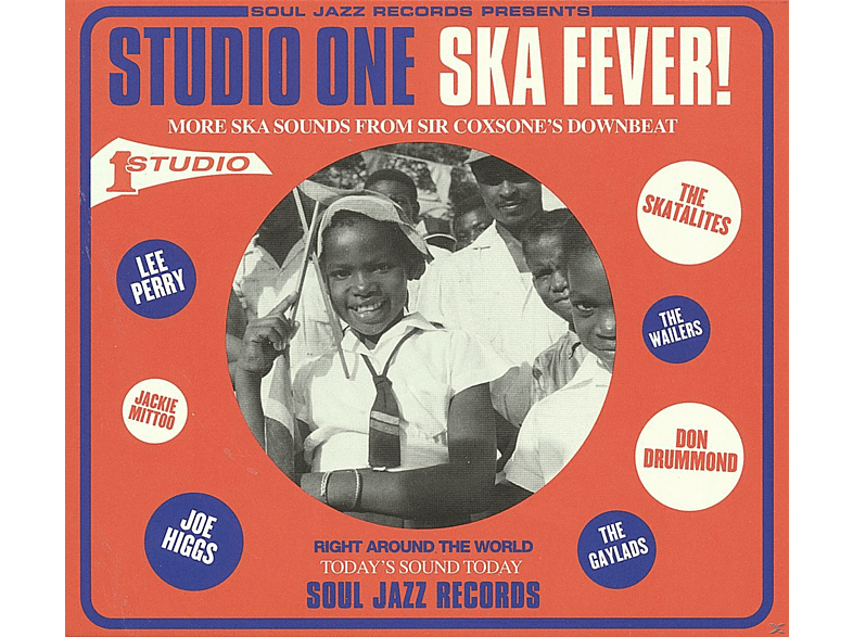 VARIOUS - Studio One Ska Fever! [CD]