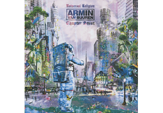 Armin Van Buuren - Universal Religion-Chapter 7 - (CD)