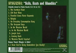 Spirogyra - Bells,Boots And Shambles  - (CD)