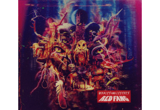 Red Fang - Whales And Leeches (Limited Deluxe Edition)  - (CD)