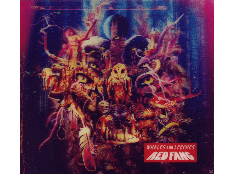 Red Fang - Whales And Leeches (Limited Deluxe Edition) [CD]