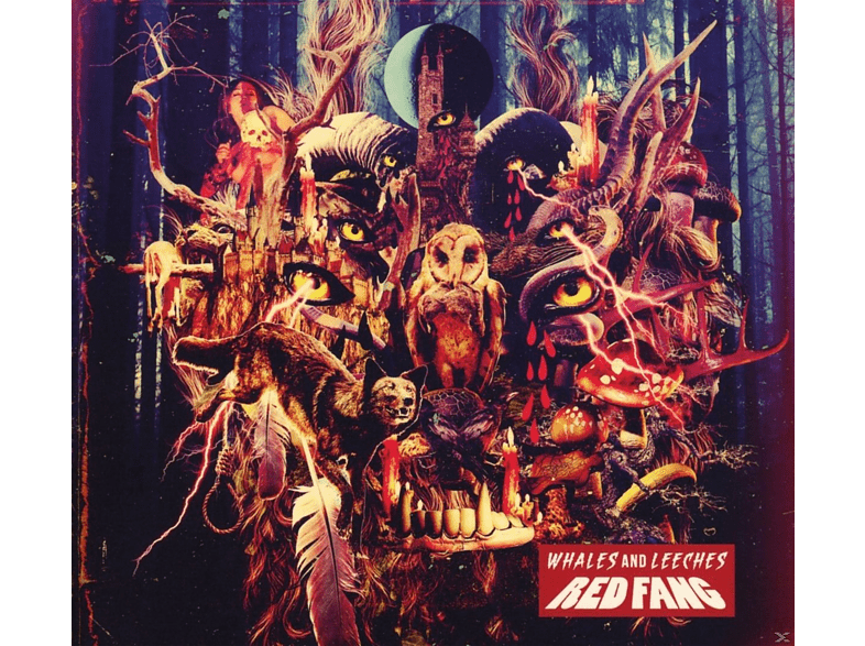 Red Fang - Whales And Leeches [CD]