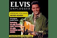 Elvis Presley - Elvis Unplugged: Versions You Have [CD]