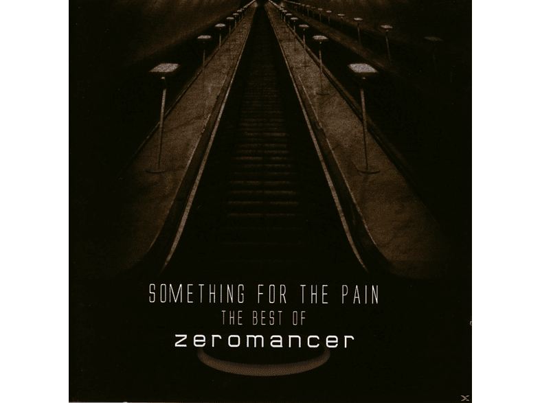 Zeromancer - Best Of - Something For The Pain [CD]