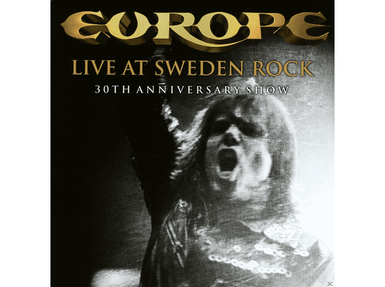 Europe - Live At Sweden Rock-30th Anniversary Show [CD]