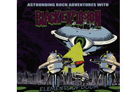 Black Explosion - Elements Of Doom [CD]