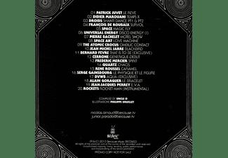 VARIOUS - Cosmic Machine a Voyage  - (CD)
