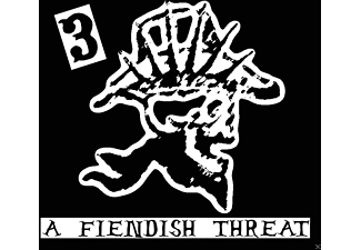 Hank3 - A Fiendish Threat - (CD)