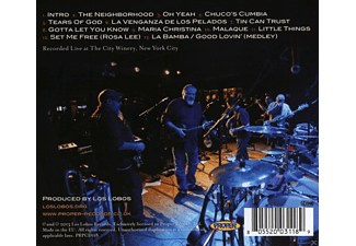 Los Lobos - Disconnected In New York City  - (CD)