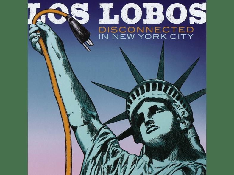 Los Lobos - Disconnected In New York City [CD]