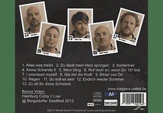 Maggers United - Auf Die Meisterschaft Und Superhits  - (CD)