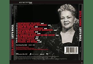 Etta James - Let's Roll  - (CD)