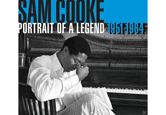 Sam Cooke - Portrait Of A Legend  - (CD)