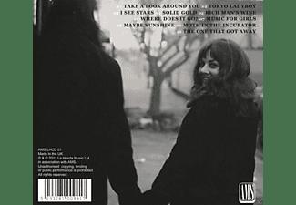 La Honda - I See Stars  - (CD)