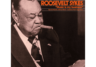 Roosevelt Sykes - Music Is My Business  - (CD)
