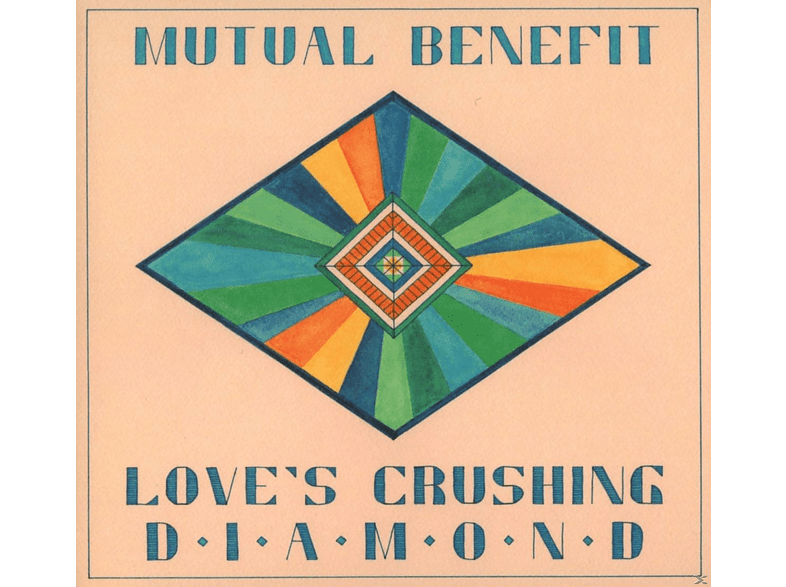 Mutual Benefit - Love's Crushing Diamond [CD]