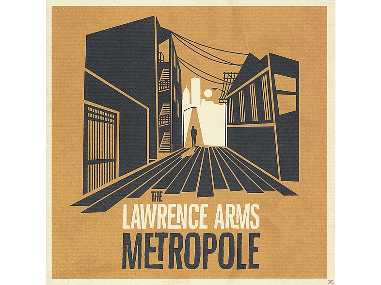 The Lawrence Arms - Metropole [CD]