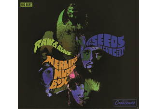 The Seeds - Raw & Alive (2cd-Deluxe Edition) - (CD)