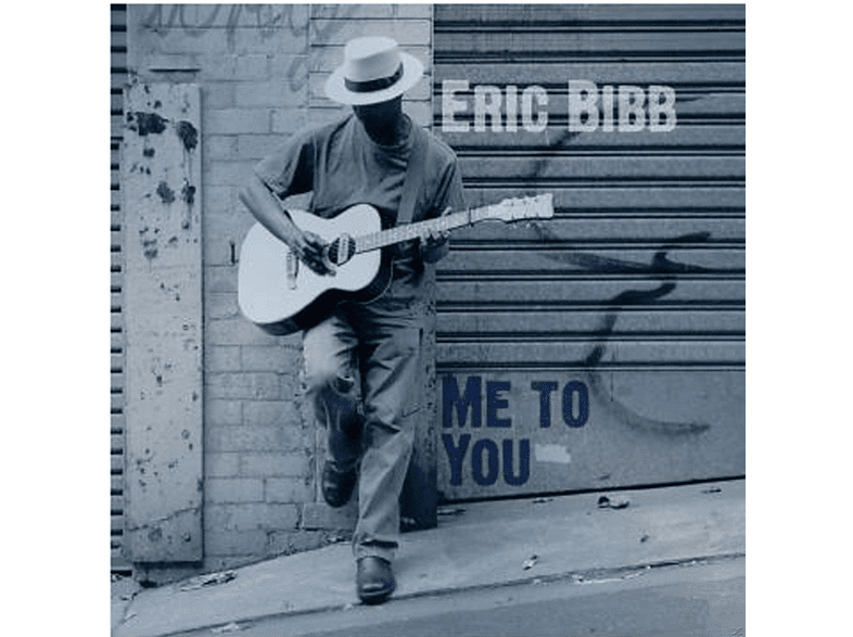 Eric Bibb - Me To You (Reissue) [CD]