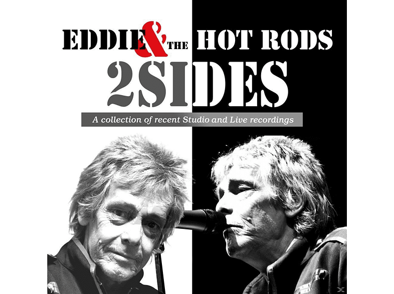 Eddie & The Hot Rods - 2 Sides [CD]