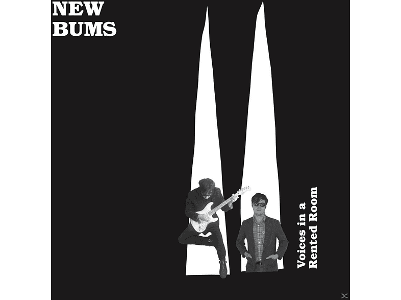 New Bums - Voices In A Rented Room [CD]